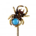 spider stickpin