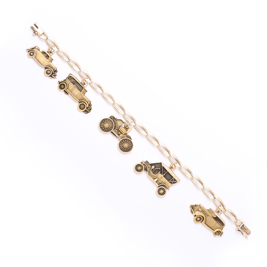 Ford Charm Bracelet