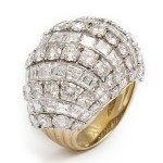 Cartier Bombé Ring