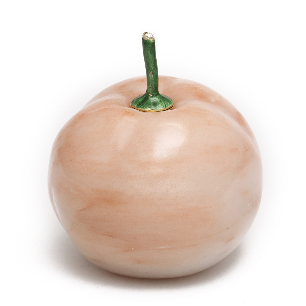 Faberge Apple-form Gum-pot