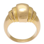 1940s Two-color Gold Ring