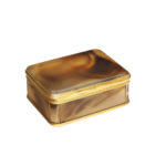main view, Agate Snuffbox