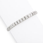 additional view, Antique Tiffany & Co. Diamond Bracelet