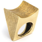 main view, 1960s Gold Ring