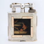 cigarette lighter, back view
