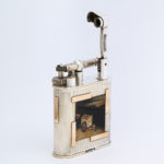 cigarette lighter, open