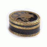 Gold and Lacquer Snuffbox