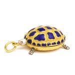 Victorian Turtle-form Vinaigrette