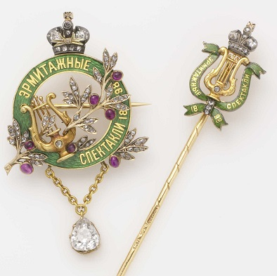 ALVR Hermitage Presentation Jewels