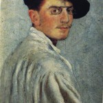 Leon Bakst self portrait 1893
