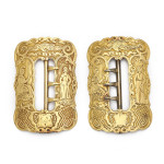 Gold Rush Buckles
