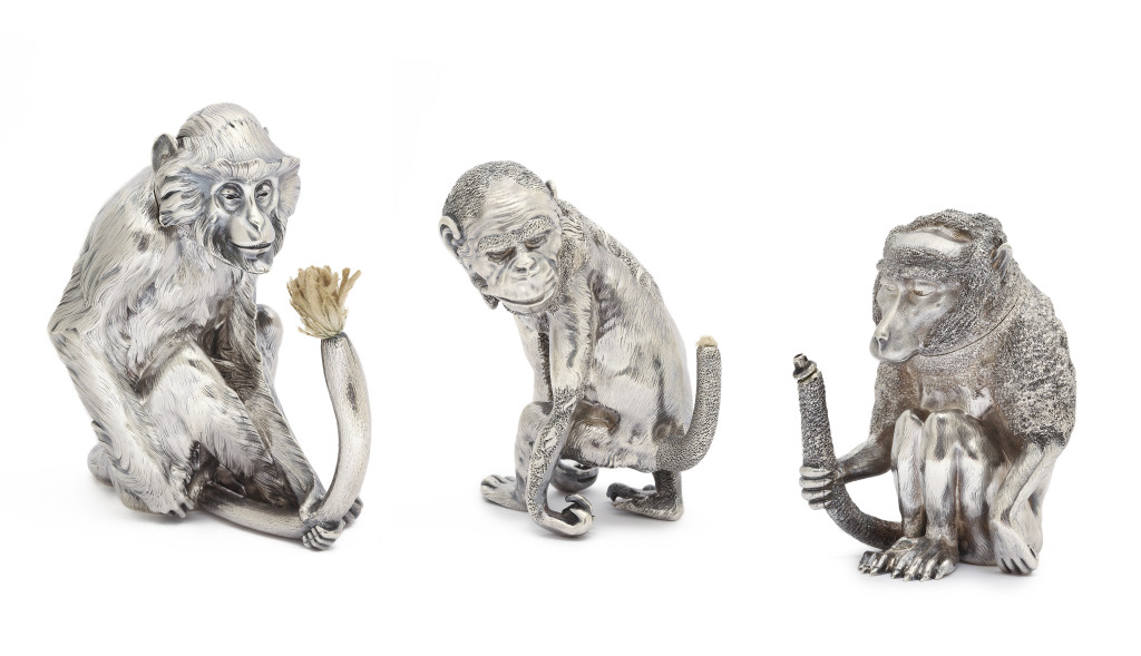 Rappoport silver animals