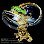 Fabergé 1908 Imperial Peacock Egg