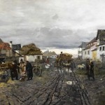 Franz Roubaud Village Merchants