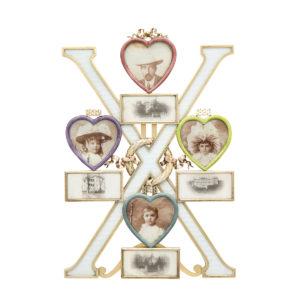 main view, Fabergé Tenth Anniversary Frame