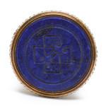Fabergé Lapis Lazuli Desk Seal, seal