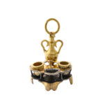 Miniature Toilet Set Charm, main view
