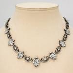 Georgian Revival Antique Diamond Necklace